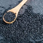 Nigella sativa Black Cumin seeds (kalonji)